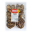 Danish pastries with chocolate tray 200 g