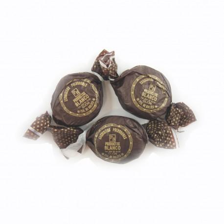 Polvorón chocolate artesano granel