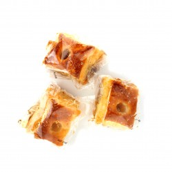 Puff pastry with honey