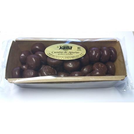 CASTAÑAS DE CHOCOLATE 200 G